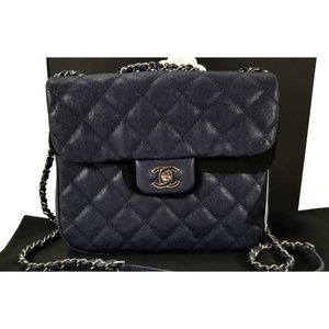 fda90632ffaa CHANEL Bags - 18P CHANEL Urban Companion Quilted Caviar Flap Bag